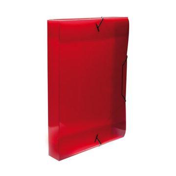 5e9f41d0e PASTA ABA ELASTICA PVC OFICIO 4CM VERMELHA REF.257.U DELLO. R$ 4,00. Imagem  de PASTA FICHARIO 4 ARG.1842 35MM OF BRANCA BLANCO